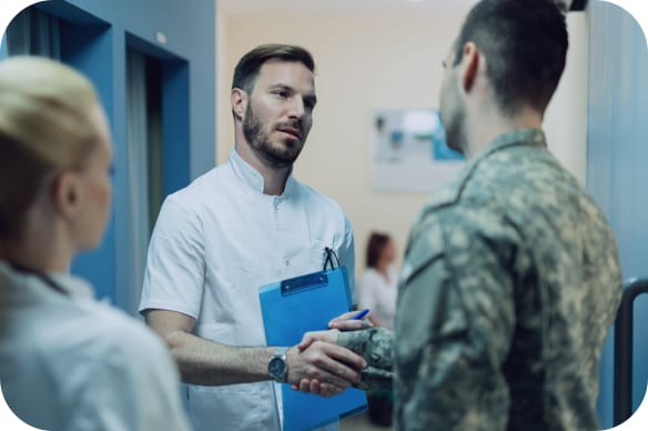 Protecting VA Hospitals and U.S. Defense Health Agencies