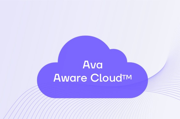 Ava Cloud Video Security architecture
