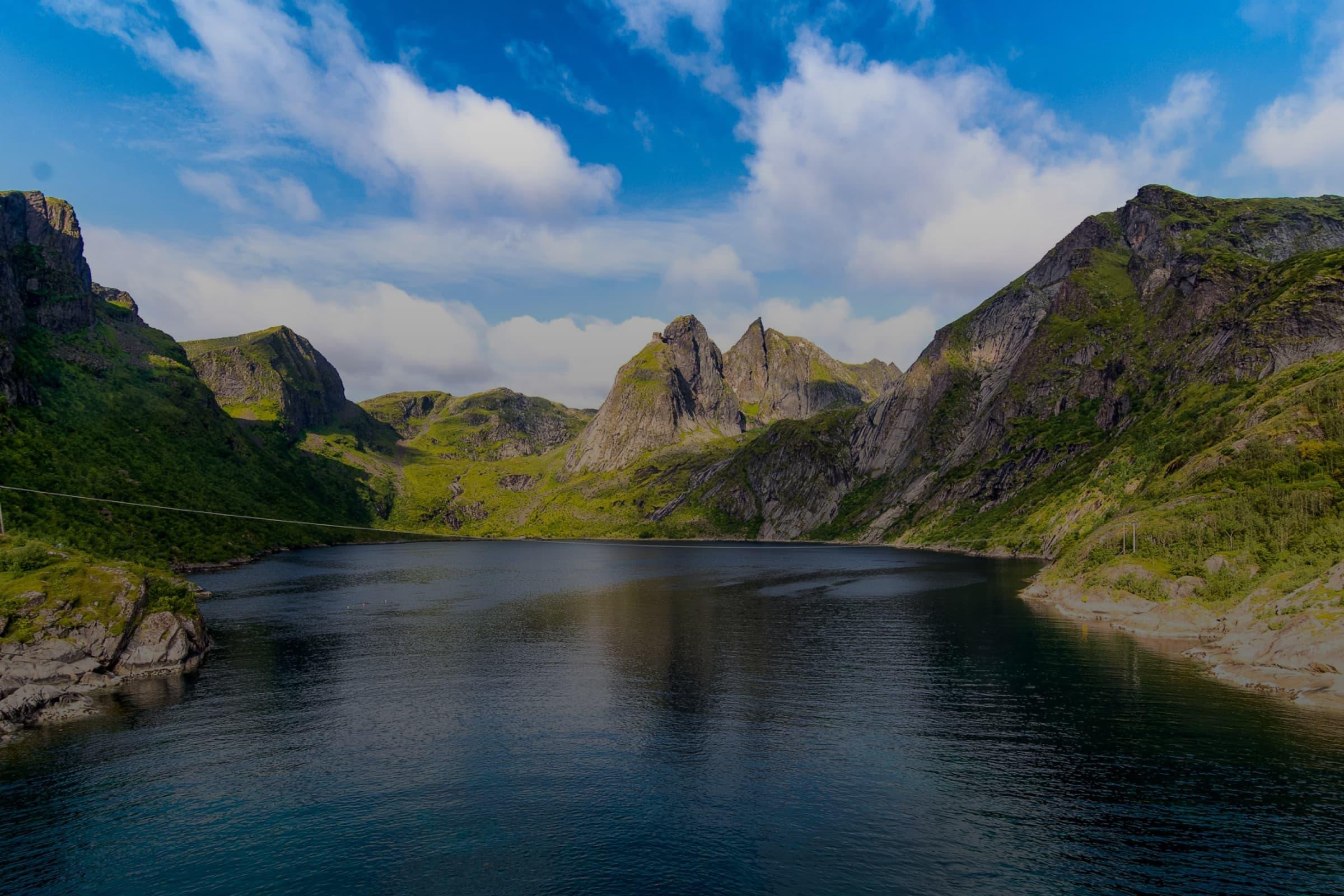 Fjords Banner