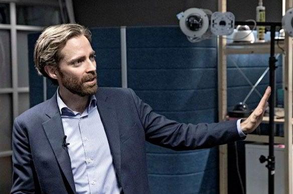 [Norwegian] Bruker kunstig intelligens til overvåkning – nå henter selskapet 180 mill.