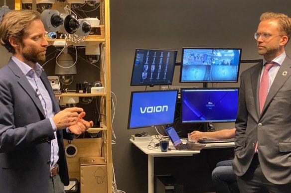 Veteraner i norsk IT-bransje bygger opp utviklingsmiljø for video- og cybersikkerhet på Fornebu