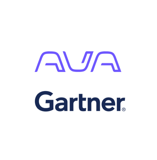 Ava & Gartner logos stacked 2