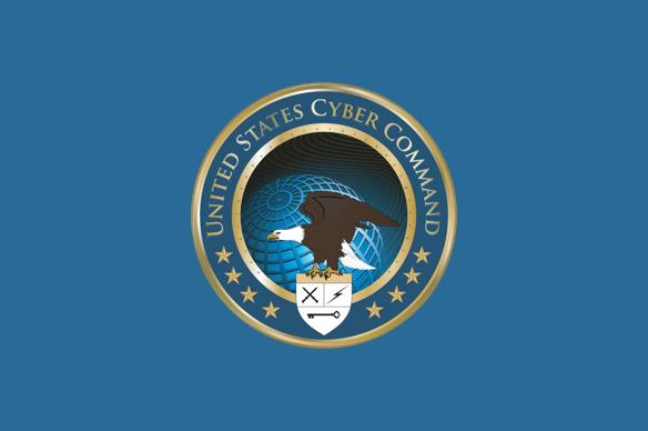 US Cyber Command logo