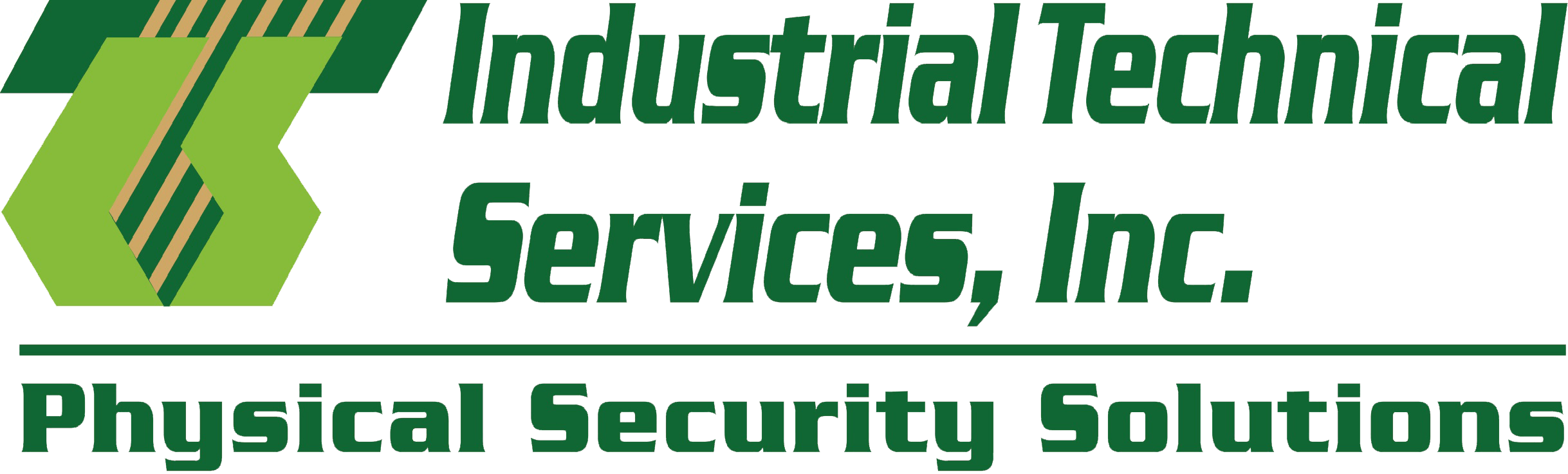 Industrial technical services logo