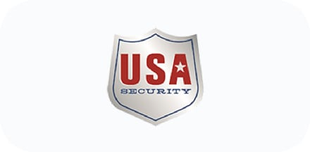 USA Security logo